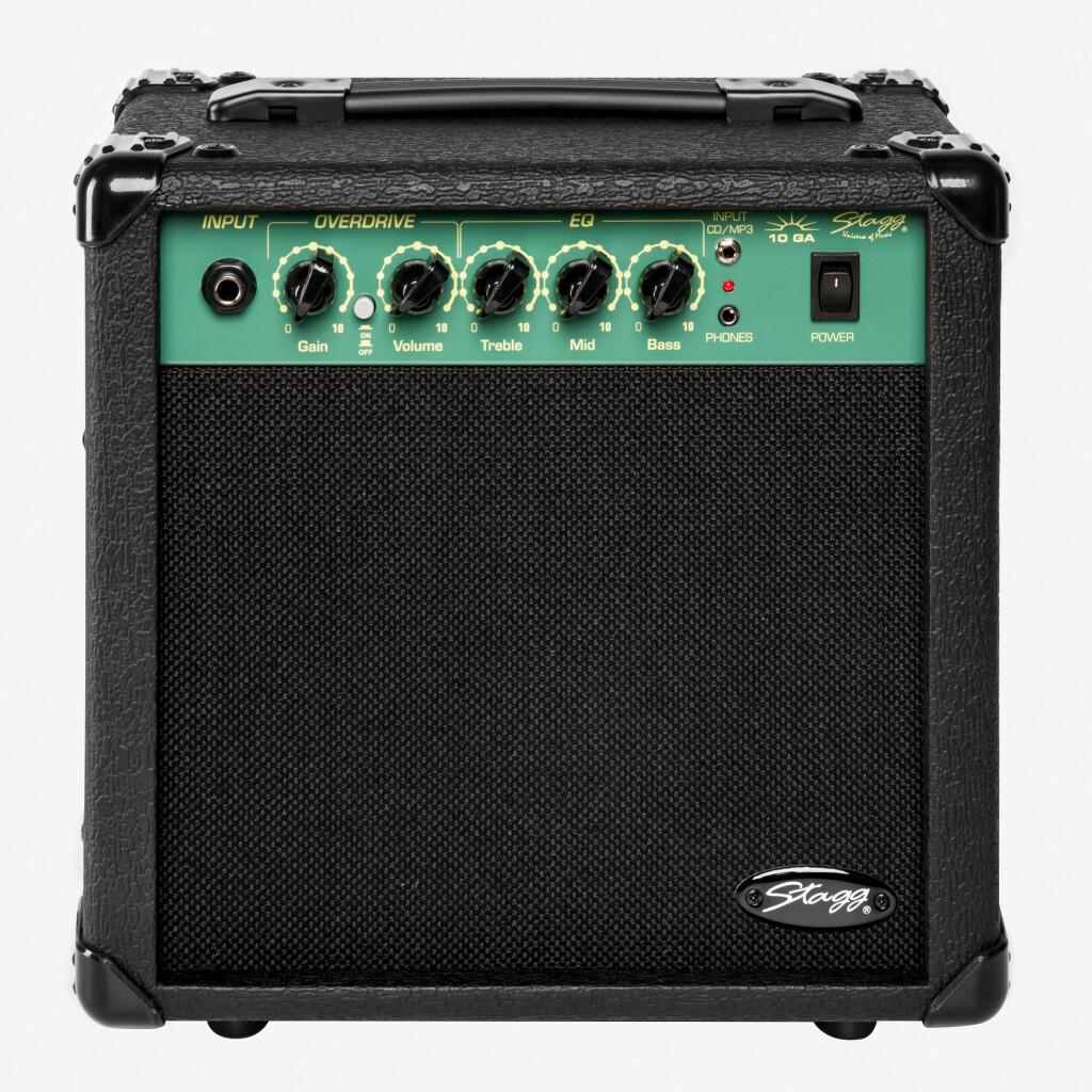 10 W RMS Guitar Amplifier
