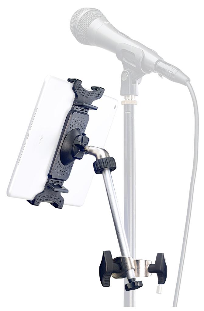 Look Smart Handy/Tablet Halterungsset mit Klammer und Arm