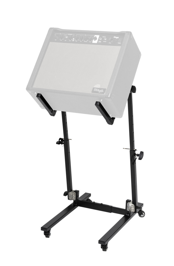 AMP STAND AND WORKSTATION