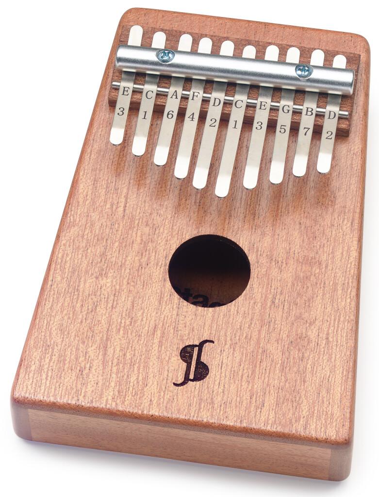 10 keys professional kalimba
