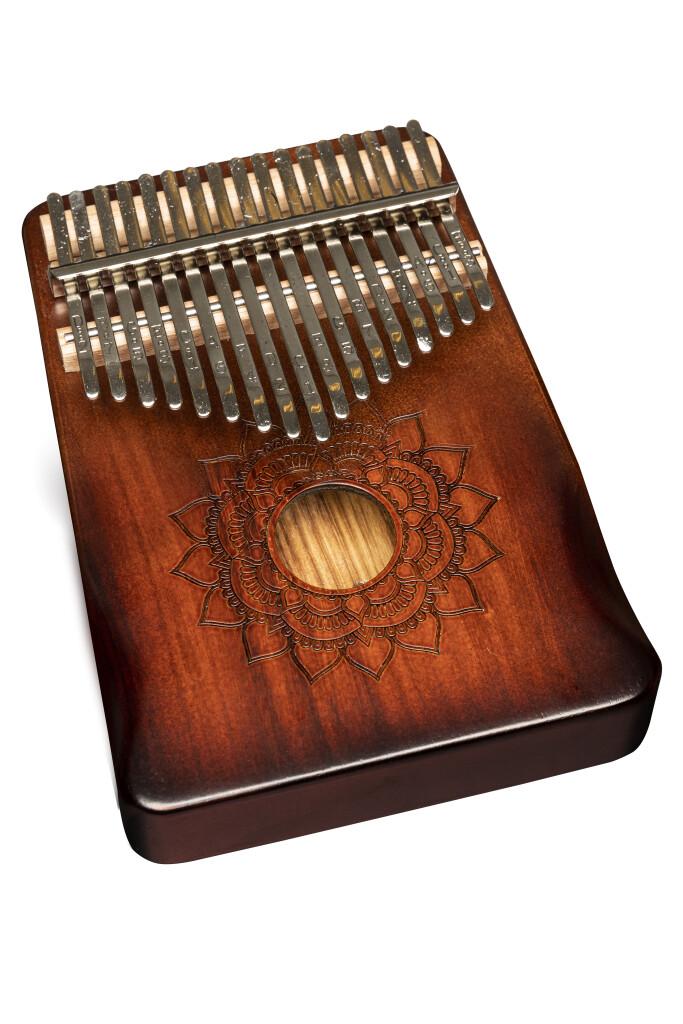 17 keys professional kalimba