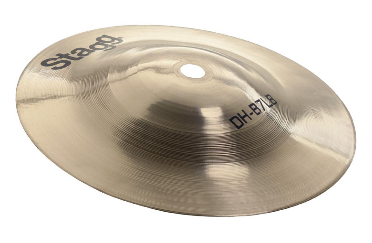 """Cymbale cloche DH 7"""", light brilliant"""