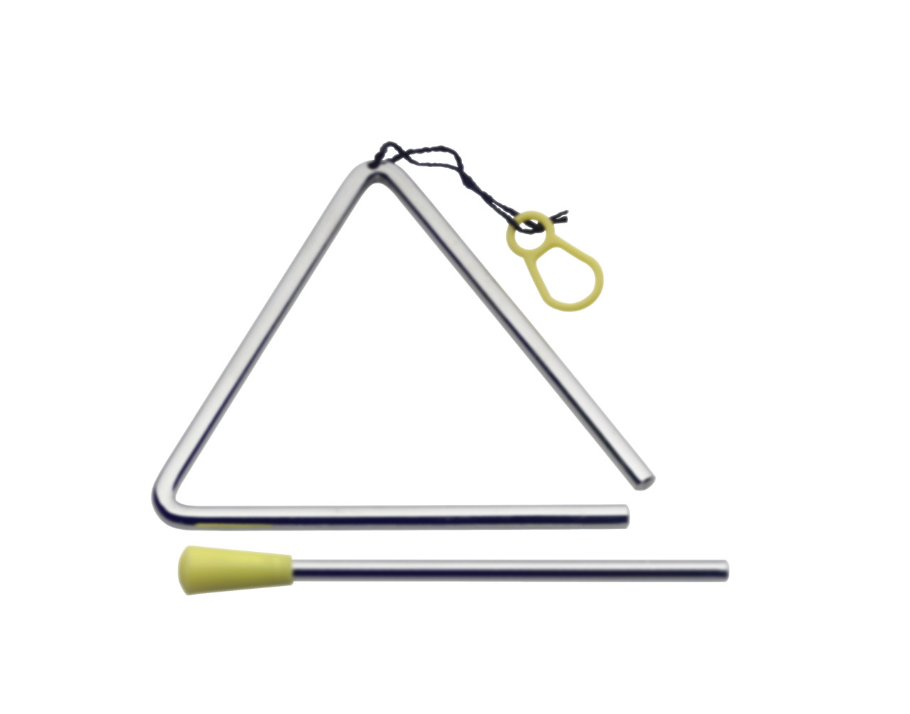 """4"""" Triangle with beater"""
