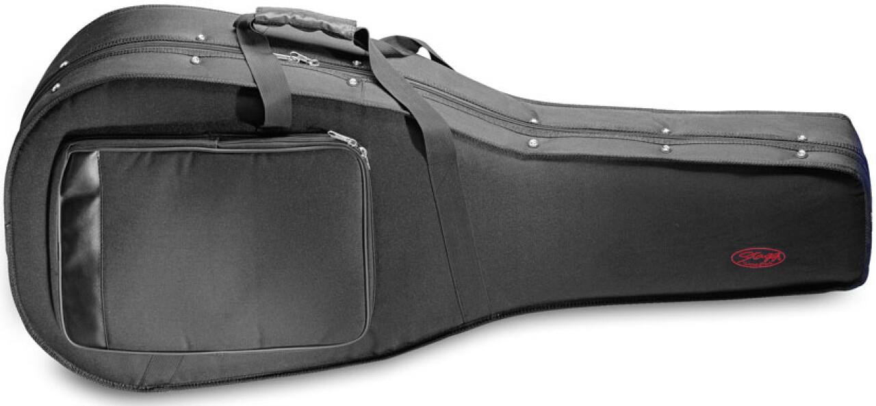 Basic-serie softcase voor western-gitaar