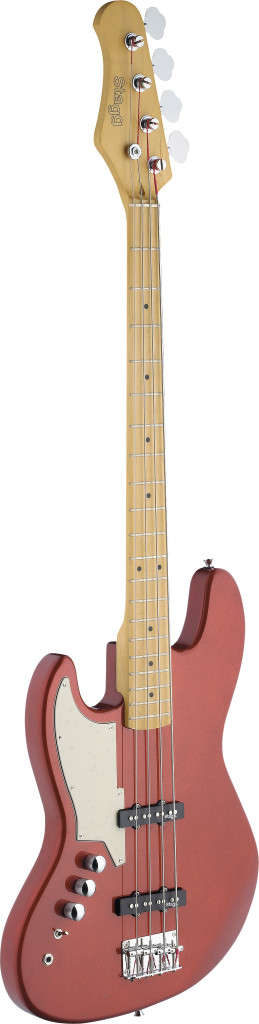 "4-string Custom ""J"" electric bass guitar"