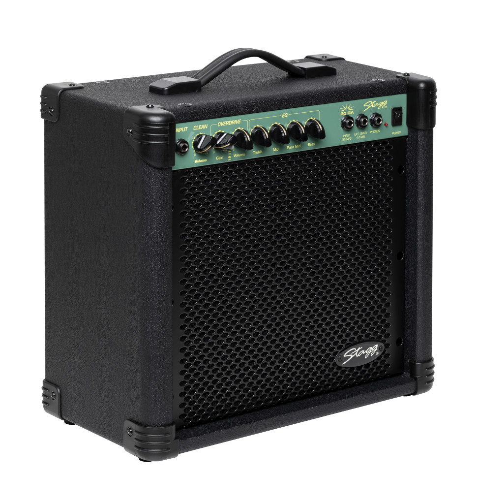 20 W RMS Guitar Amplifier