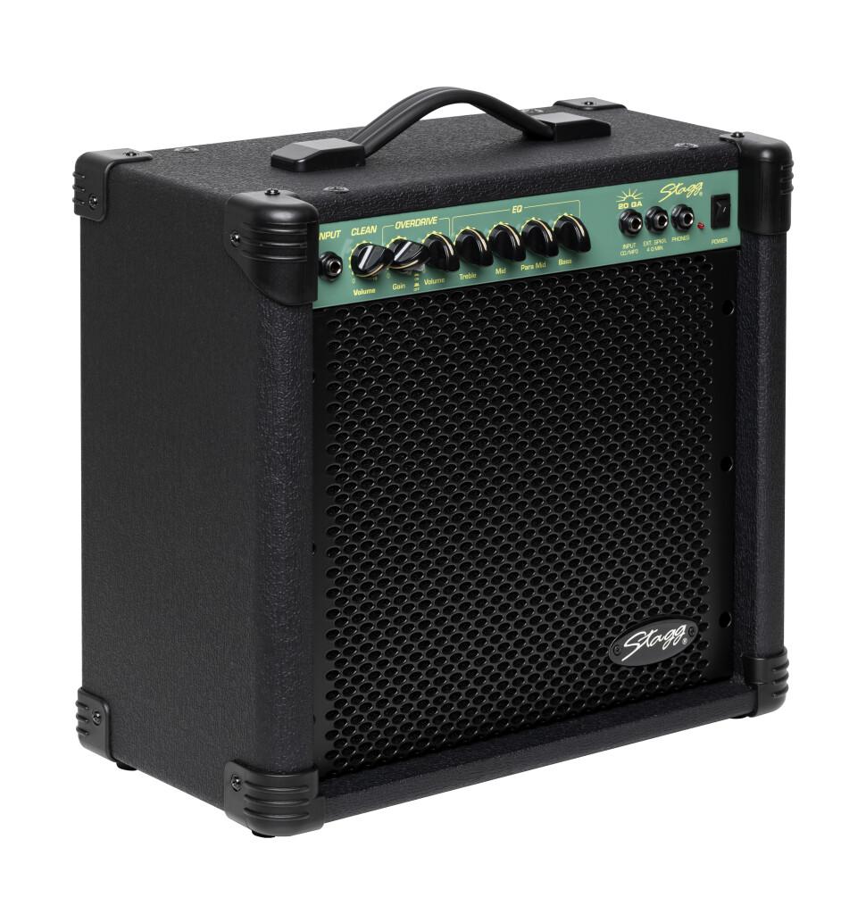 20 W RMS Guitar Amplifier