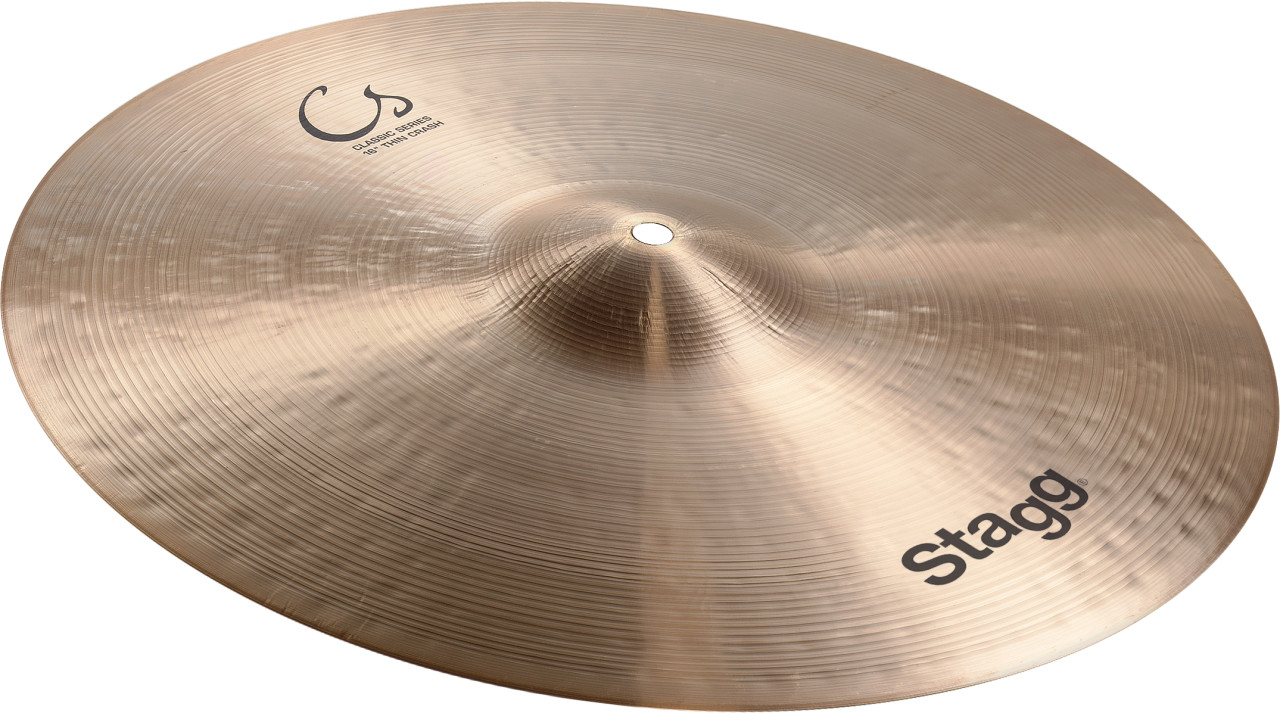 "18"" Classic Medium Thin Crash"