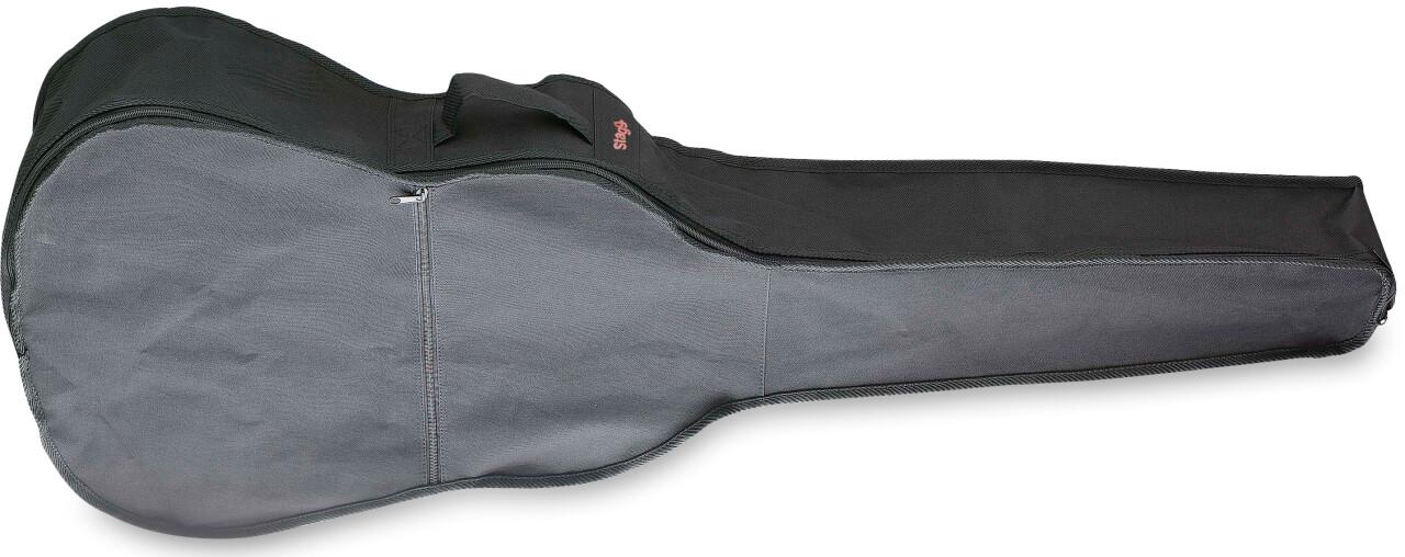 Economic Serie Terylen tasche für 3/4 scale Western- oder Dreadnought Akustikgitarre