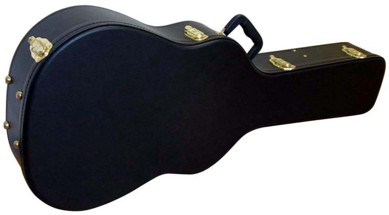 Etui rigide pour guitare western à 12 cordes, série Basic