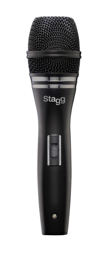 Microphone dynamique cardioïde, modèle professionnel, cellule DC90