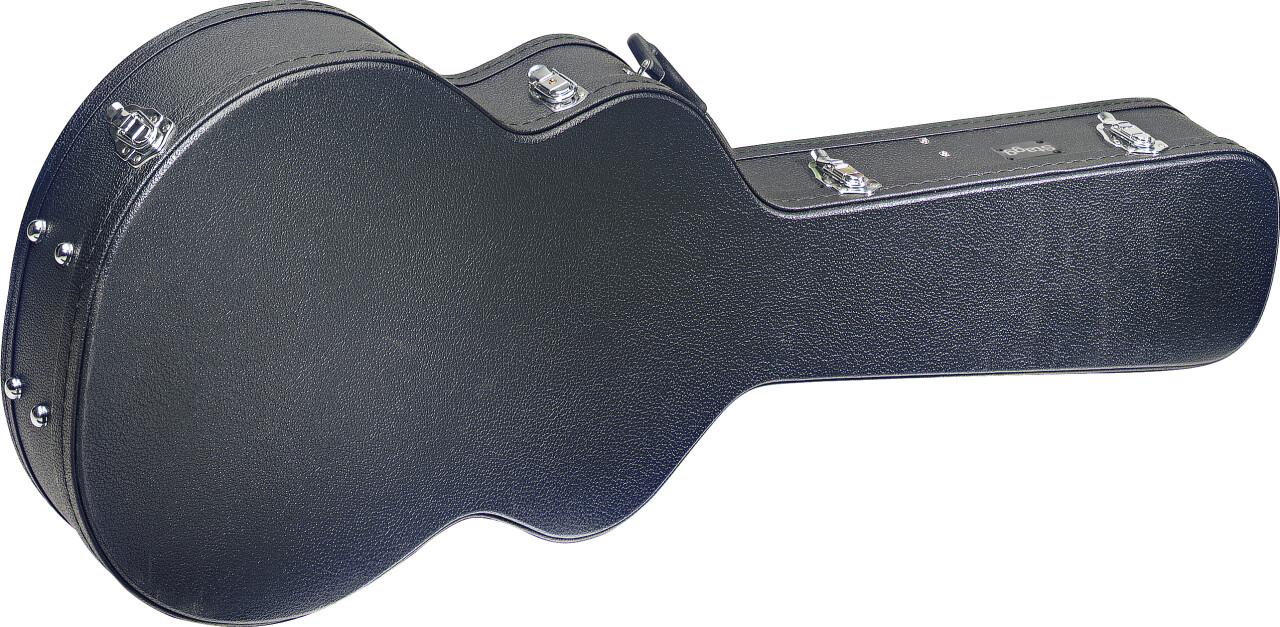 Basic series hardshell case for semi-acoustic guitar