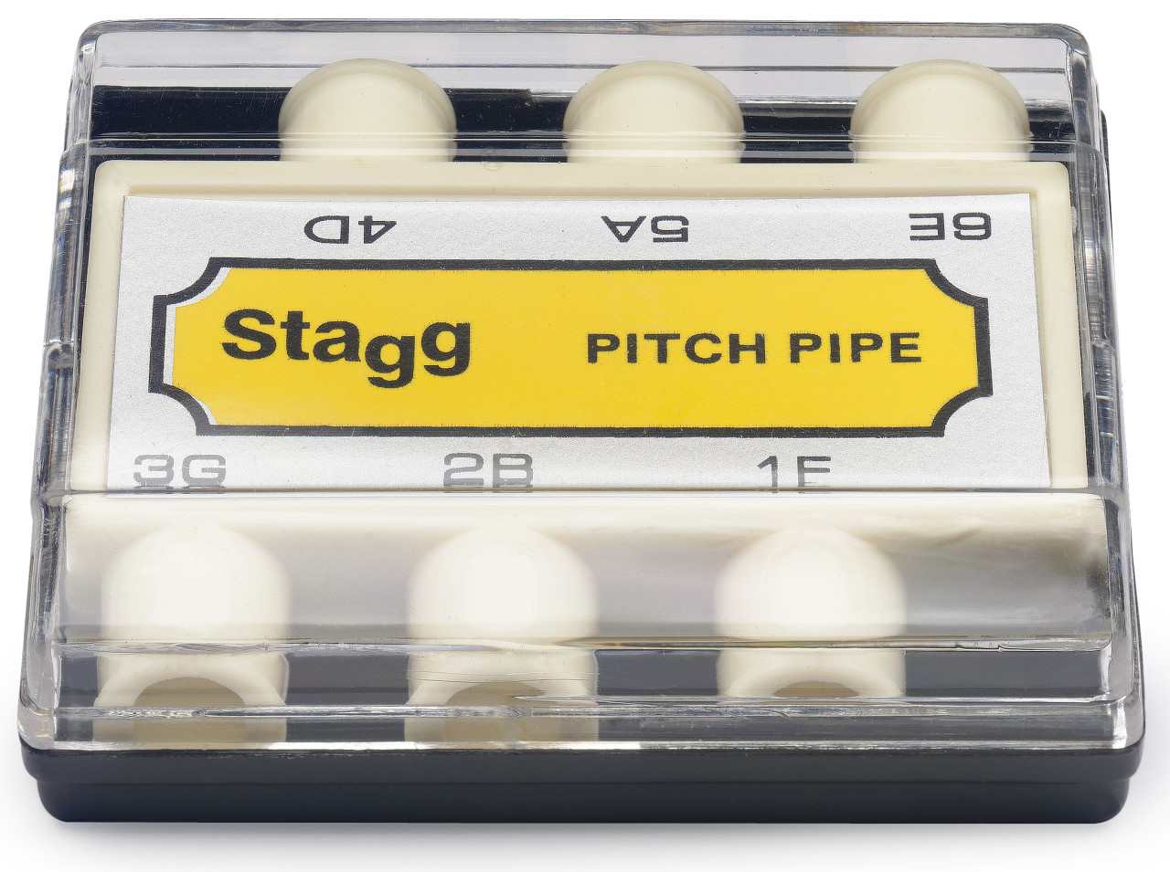 Guitar pitch pipe