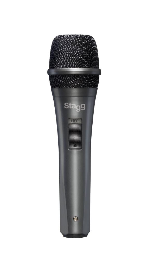 Microphone dynamique cardioïde multifonction