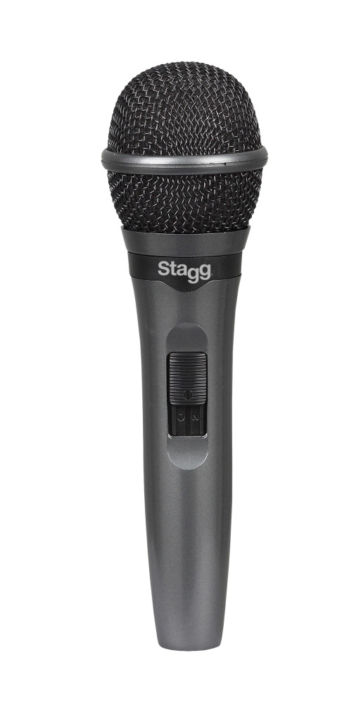 Microphone dynamique cardioïde pour représentations live