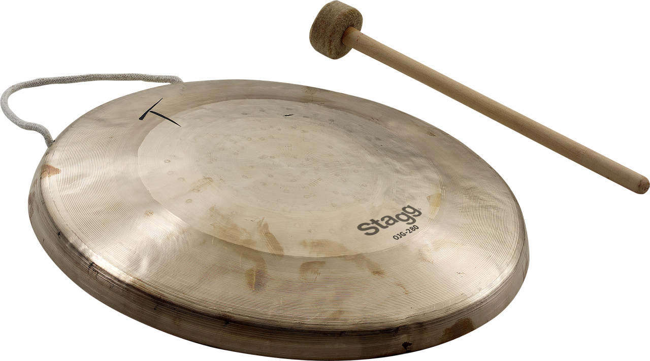 Opera Hand Gong with beater