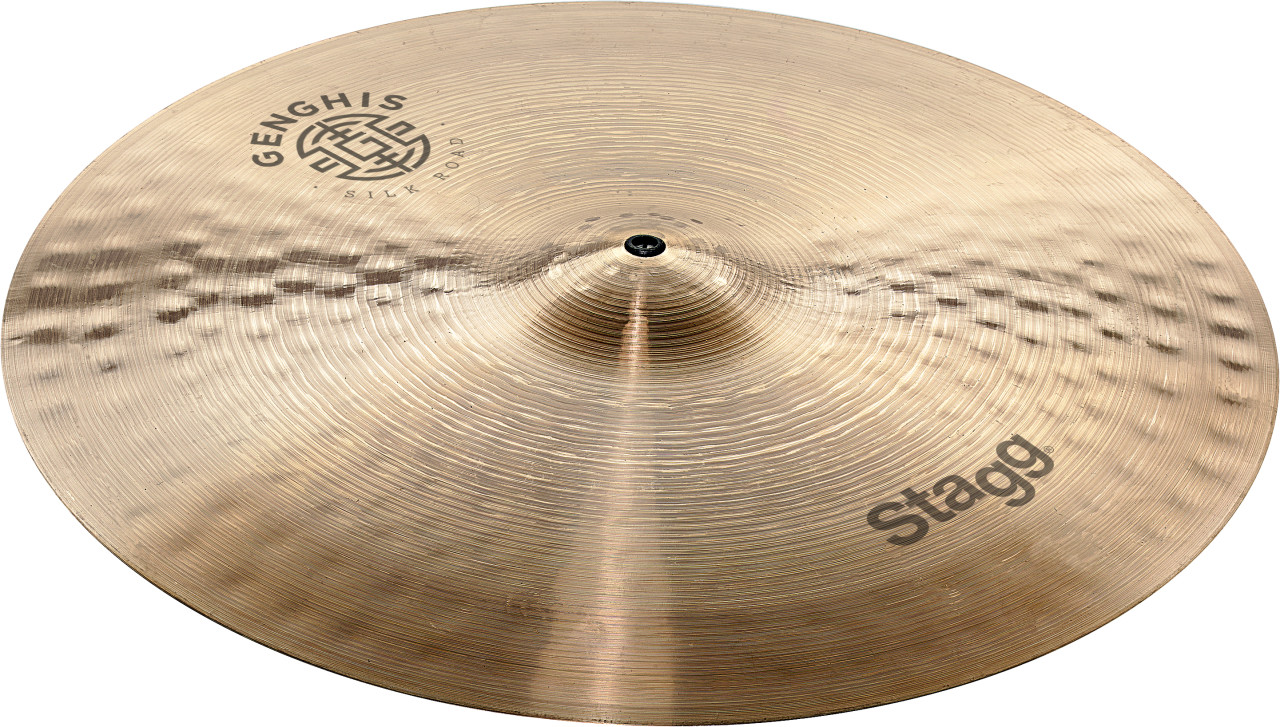 "Cymbale Genghis medium Crash 19"""