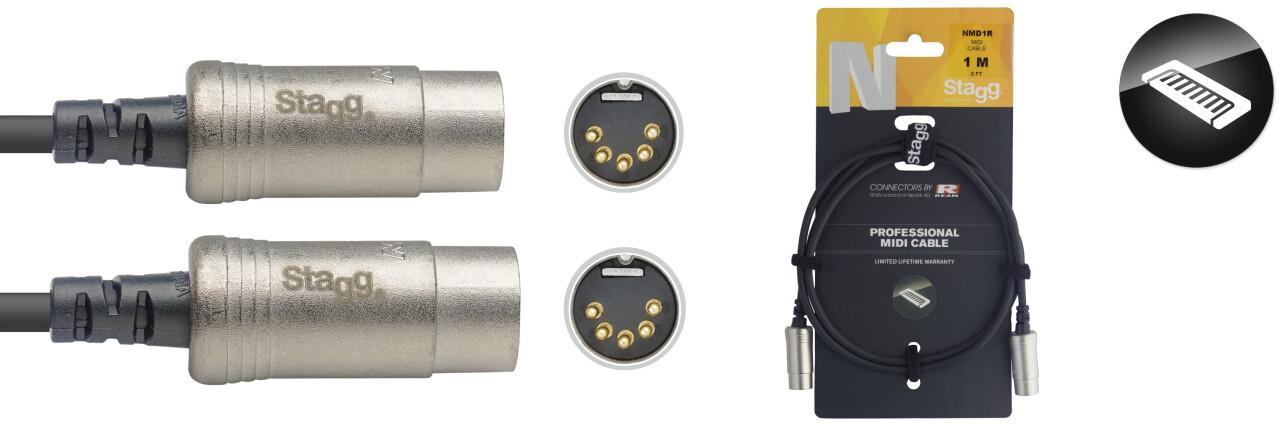 N-Serie MIDI Kabel