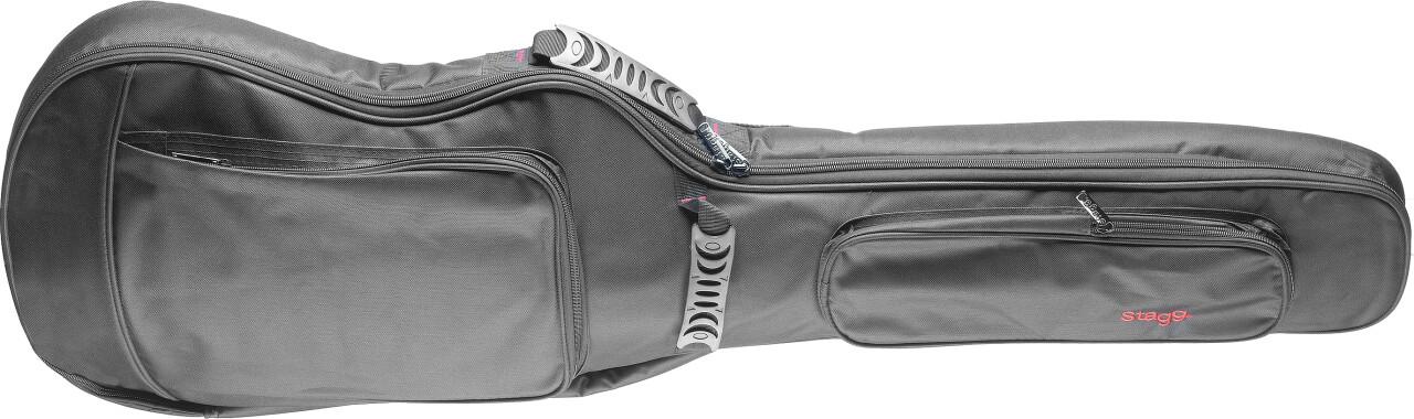 General series padded water repellent nylon bag for electric guitar