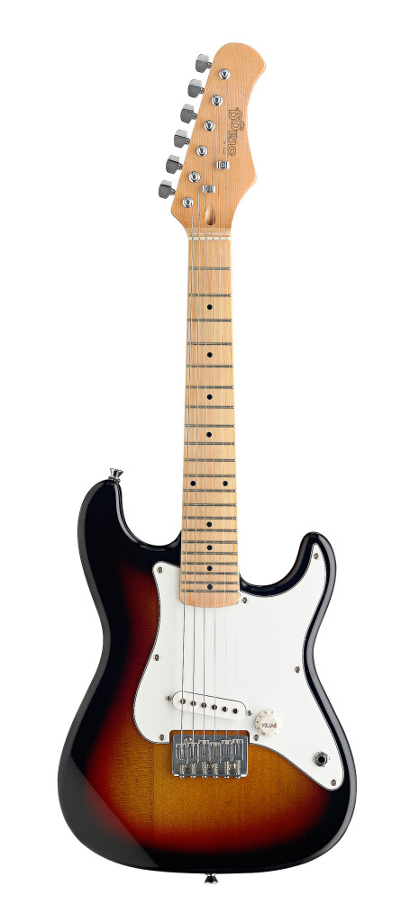 """Guitare électrique Junior """" S """""""