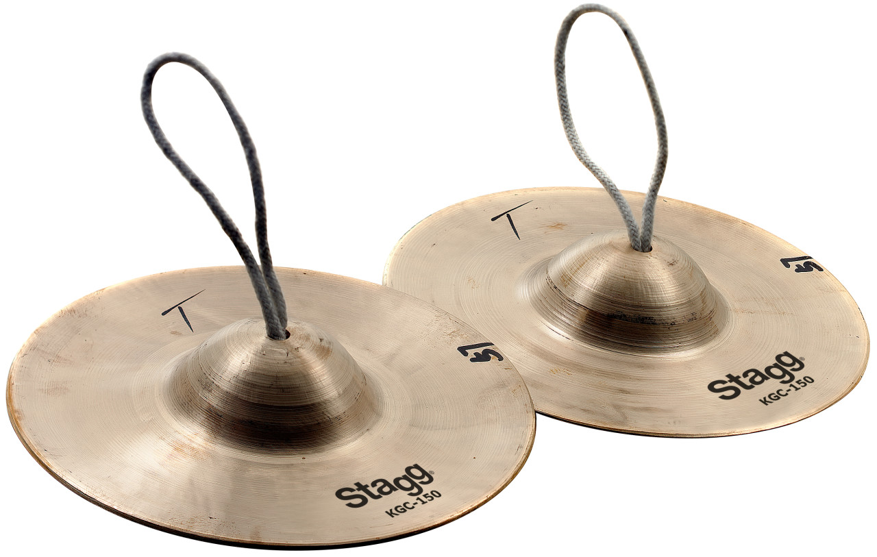 Cymbales orchestrales Guo/ 1 paire