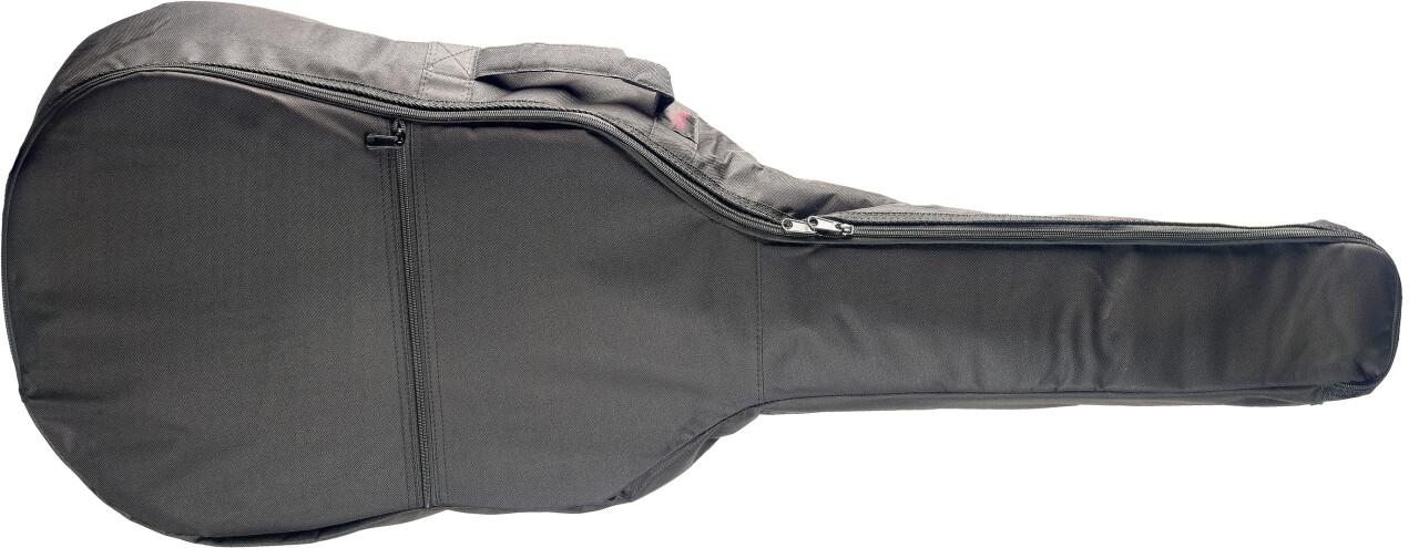 Housse rembourrée en nylon pour guitare classique 1/4, série Basic