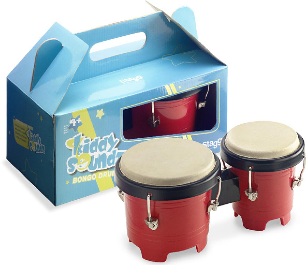 Kiddy soundz children's mini bongo