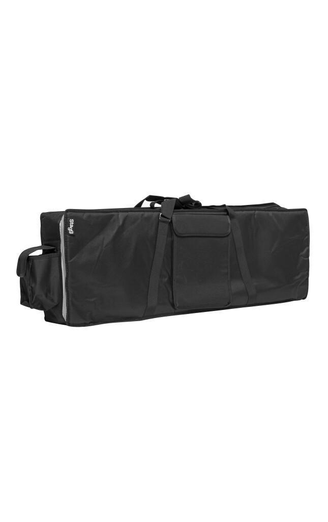 Standard black nylon bag for keyboard