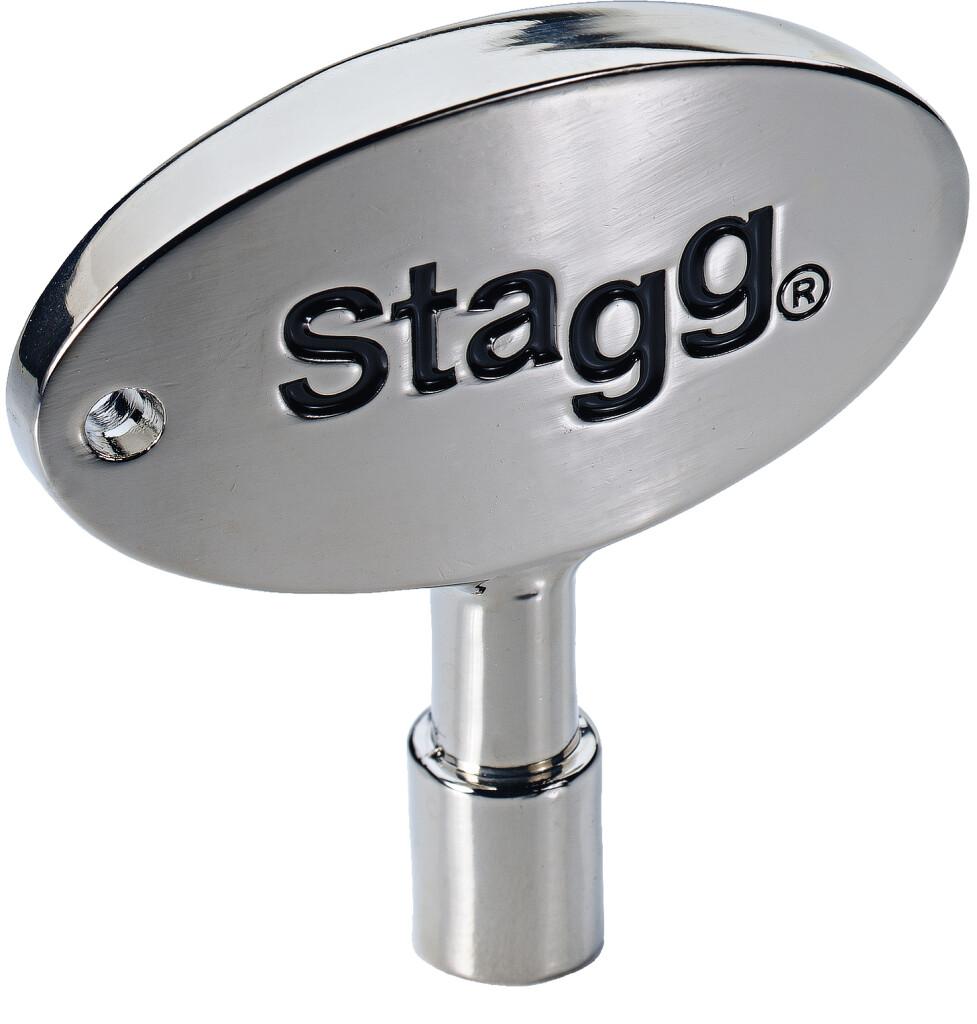 Clef de Batterie avec logo Stagg