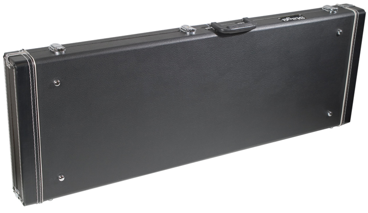 Etui rigide pour guitare électrique Heavy X ou H300, modèle rectangulaire, série Basic