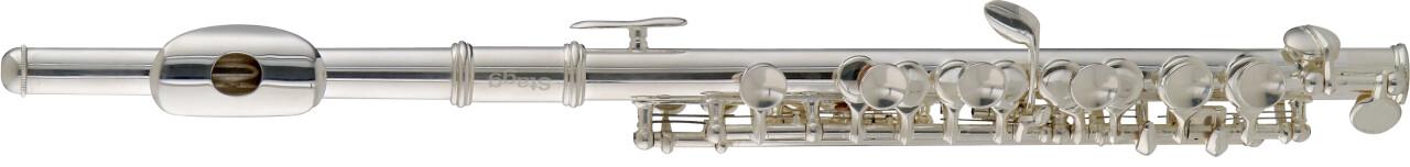 C Piccolo flute, offset G, split E mechanism