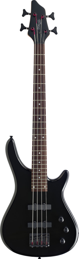 """4-String """"Fusion"""" 3/4 model electric Bass guitar"""