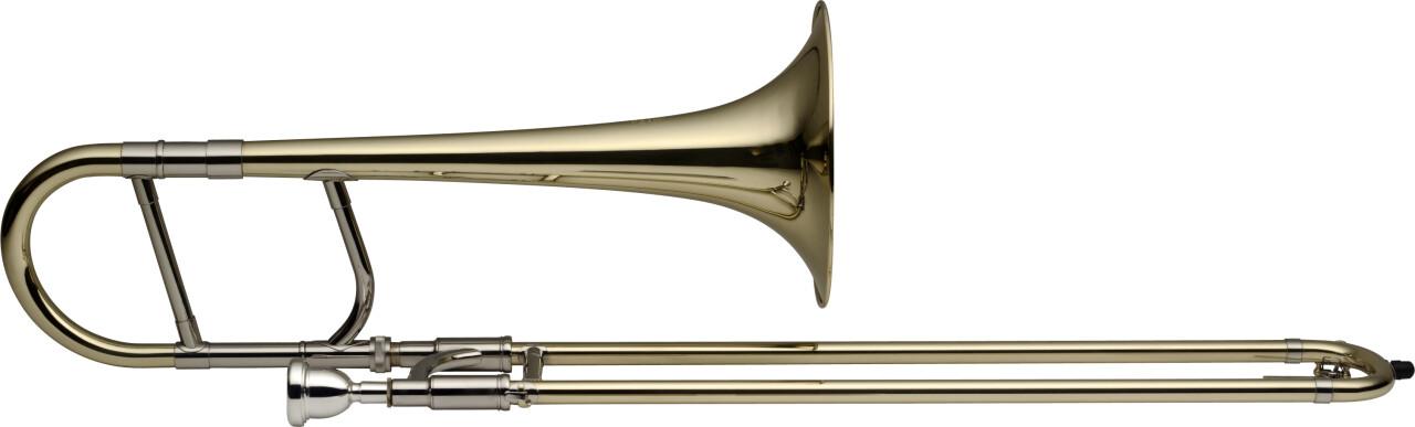 Eb Alto Trombone, Messing corpusmateriaal