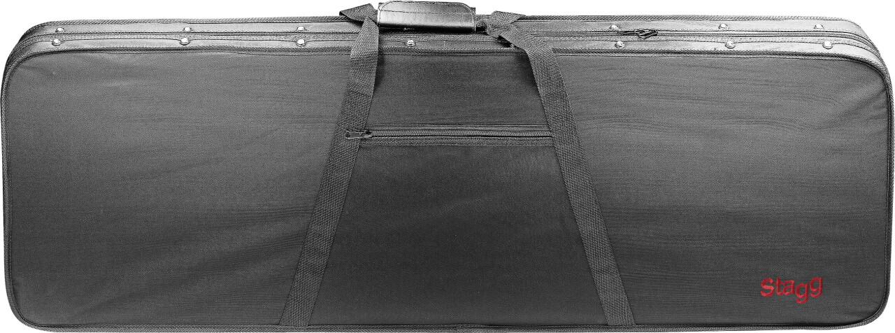 Soft case for electric guitar, rectangular model, Basic series