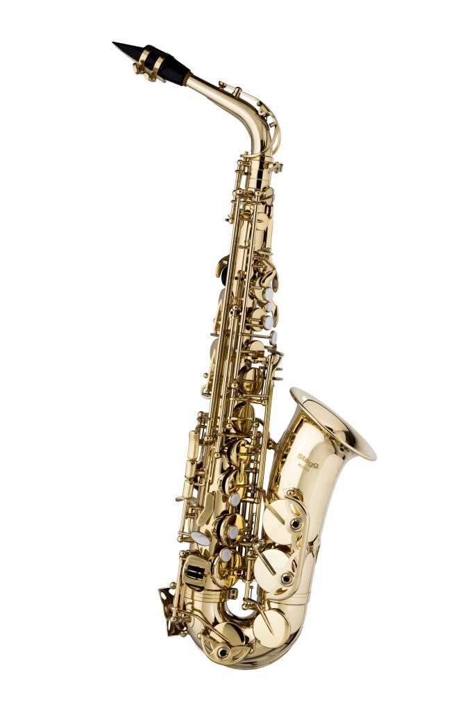 Saxophone alto en Mib, avec étui en souple