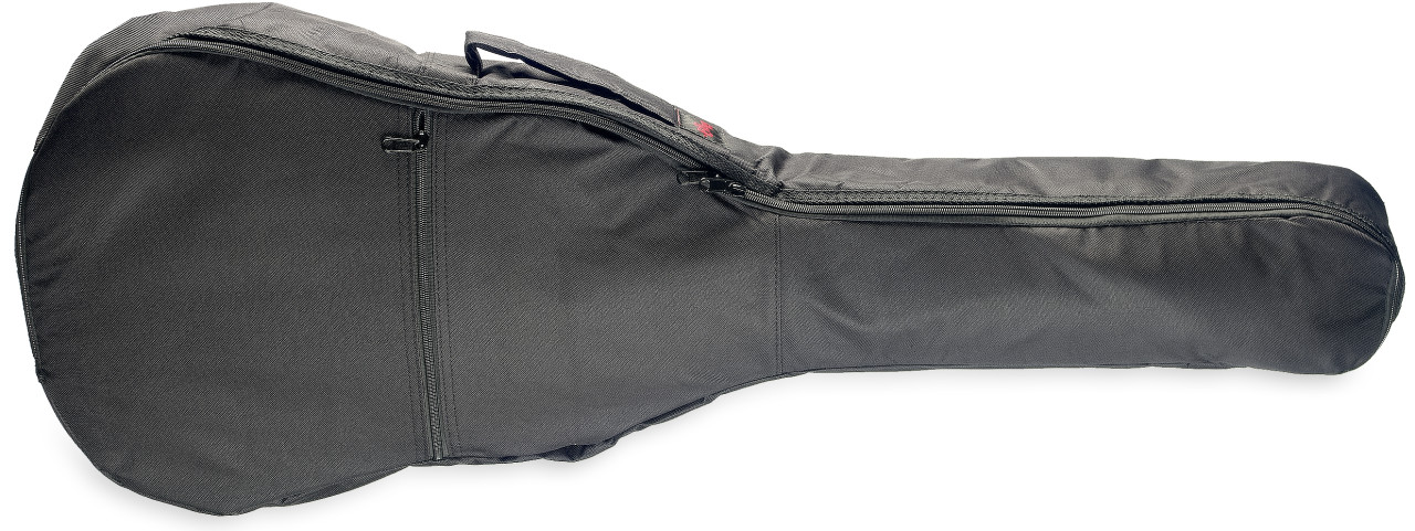 Housse rembourrée en nylon pour guitare classique 3/4, série Basic