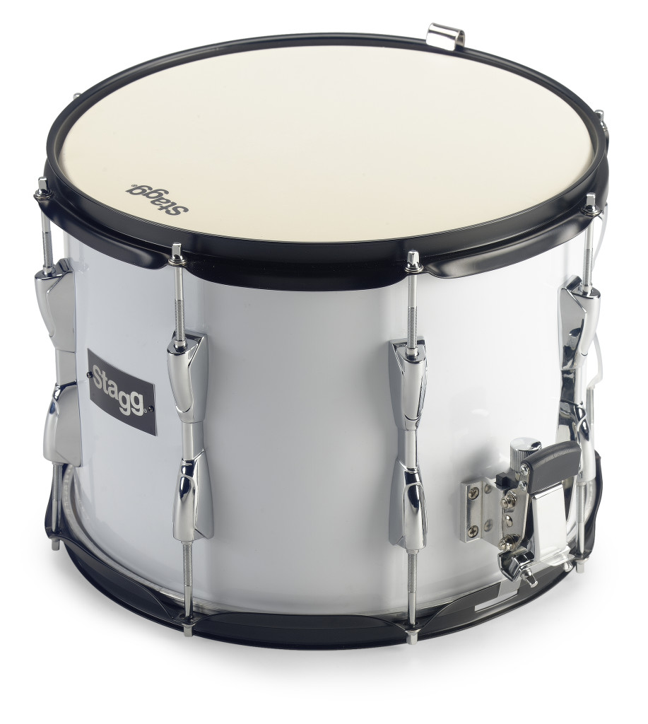 "13""x10"" Marching snare drum with strap"