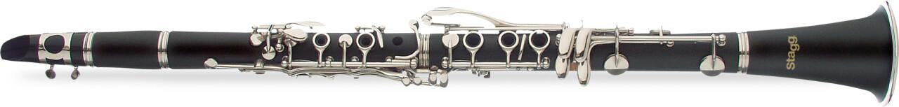 Bb Clarinet, w/ABS case