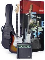 Surfstar electric guitar + amplifier package