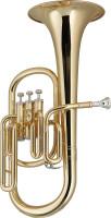 Eb Alto Horn w/3 valves, w/ABS case