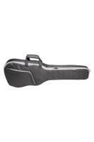 Basic series water repellent padded nylon bag for 3/4 classical guitar