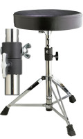 Drum throne, double braced