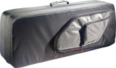 Lightweight, Deluxe wear-proof nylon soft case for tenor saxophone