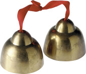 Pair of large bells