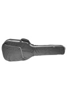Basic series padded water repellent nylon bag for acoustic bass guitar