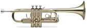 C Trumpet, w/ABS case