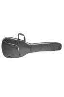 Basic series extra large padded water repellent nylon bag for acoustic bass guitar