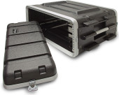 ABS case for 4-unit rack
