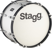 """20"""" x 10"""" Marching Bass Drum with strap & beater"""