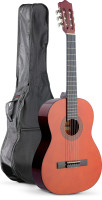 C542 bag pack: 4/4 Classical guitar with bag